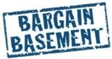 Bargin Basement Deals